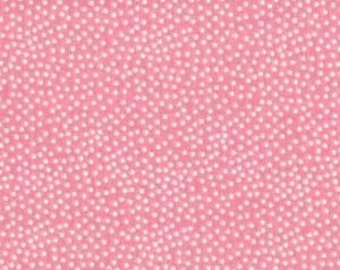 Michael Miller Blossom Garden Pindot Dots 1 YD (More Available)