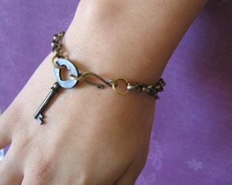 Urban-vintage Bracelet