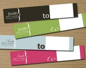"Printable Wrap Around Return Address Labels (Return Address Labels ""To"")"