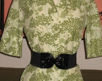 60s Original Button-up Blouse