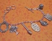 Young Women's Latter Day Saint values Charm Bracelet