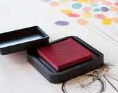 Ink Pads for Fingerprint Guest Book Tree, Dye Based Ink, Rich Archival Colors,(*Not available for Purchase w/out our Guest book Alternative)