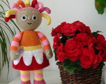 Knitting Pattern For Upsy Daisy : Tombliboo EeeMakka PakkaUpsy Daisy and Iggle Piggle 4 PDF