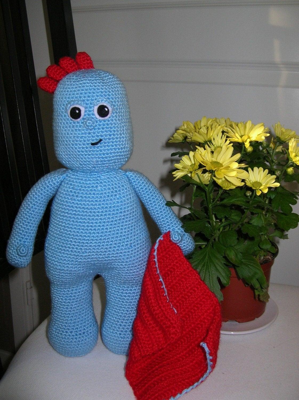 Iggle Piggle Knitting Pattern : Iggle Piggle PDF crochet pattern