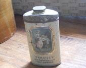 Vintage Yardley Old English Lavender Talc Powder