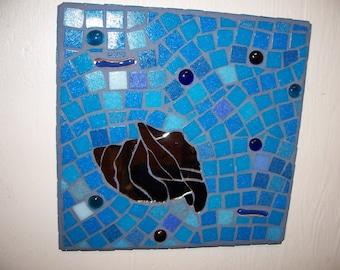 Sea Shell Mirror 1