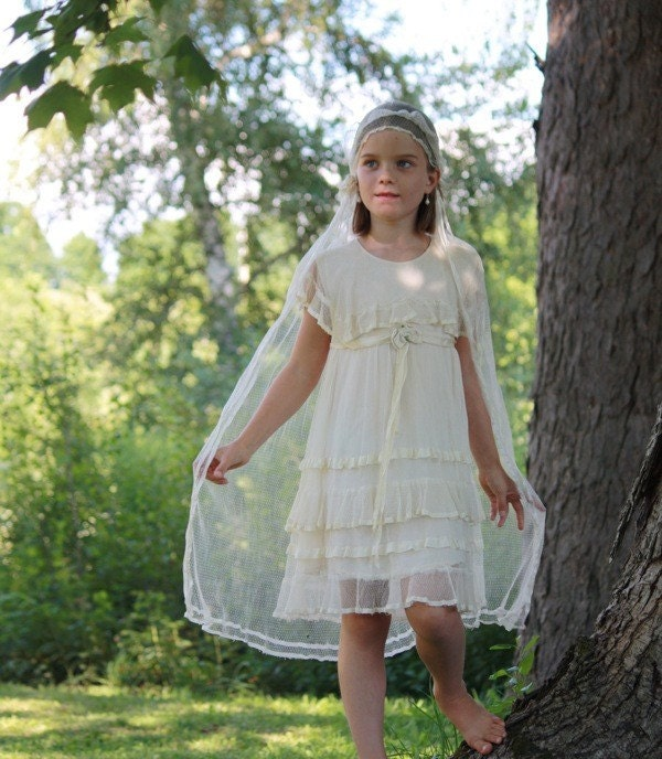 Vintage 1920 S First Communion Dress