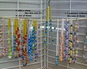 KARALEE ... Grab Bag ... Fun Necklaces for the young and the young at heart, 2 Necklaces for 3.00 .... Wonderful Colors