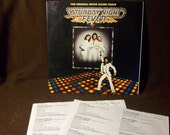 Excellent Plus - The Bee Gees vinyl - Saturday Night Fever - Original Edition - Vintage lp in Excellent Plus Condition