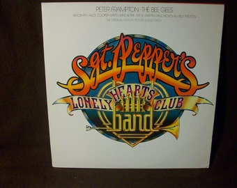 Sergent Peppers Lonely Hearts Club Band Vinyl - The Motion Picture -  Original - Vinyl in VG++ Condition