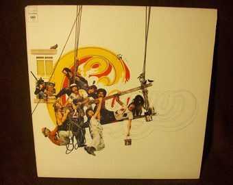 Chicago vinyl record - Original - Chicago IX  vinyl - A Greatest Hits  - in Near Mint Minus Condition