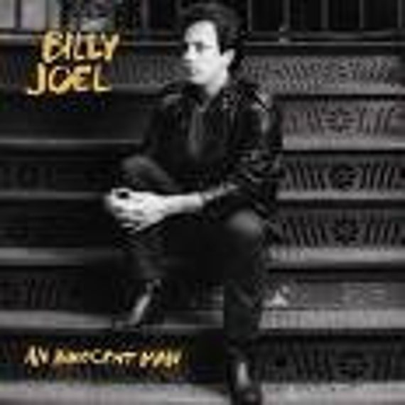 Big Sale Now - 3 vinyls for 21 dollars - Vinyl On Sale - Billy Joel - An Innocent Man - Vintage Vinyl record LP in Excellent Condition
