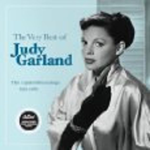 Judy Garland -  All of Judy - Triple Record Set - Vintage Vinyl Record LP in Excellent Plus Condition - Very Collectible
