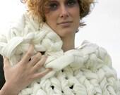fabric sample - Custom Order for Brigi, Haut couture shrug-scarf , paris fashion