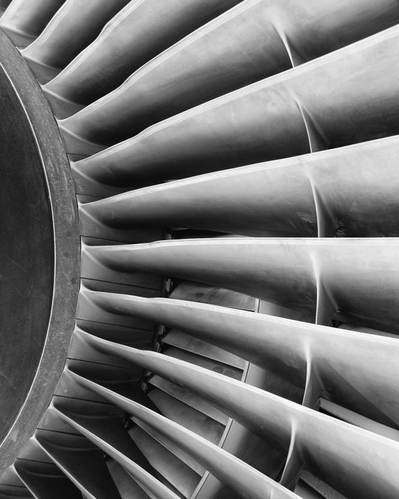 Turbine II - 8x10 fine art print