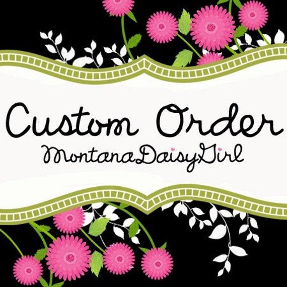Custom Order for Retagene