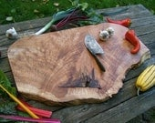 Local Bounty, Extra Thick Chopping Board/Buffet Server 209
