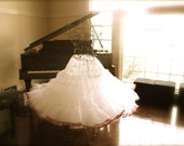 Rock n' Roll Dreams - Extra Full Stiff Net Crinoline Petticoat