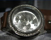 Leather Watch Wrap Watch Leather Accessories - Antique Wrist Watches - Leather Watches -Man Men's Women's Retro Watches- bracelet Cuff Watch