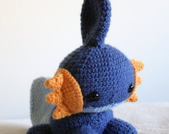 Amigurumi To Go Magic Circle : STARTER POKEMON CROCHET PATTERNS Free Crochet Patterns