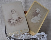 Antique French Cabinet Photographs