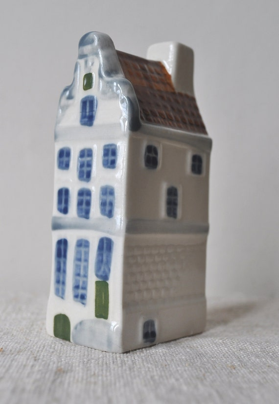 Handpainted Dutch House