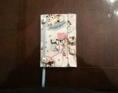 Reserved for Emmanuel - Mini Fabric Covered Book of Mormon - Pocket Scriptures