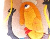 Handmade Wool Needle Felting Home Decor