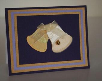 Wedding Card-  Wedding Bells
