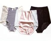 3 for Eighty Dollars Ohhh Lulu High Waist Panties Made to Order