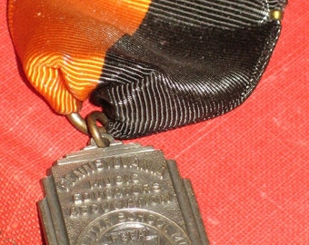Vintage 1961 Pennsylvania Music Educators Association Medal
