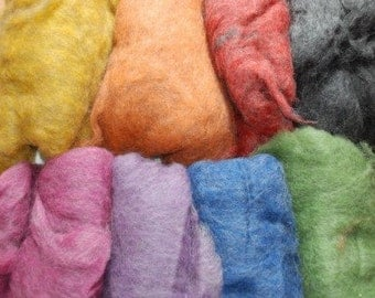 GOTLAND-MERINO FLEECE  8 colors