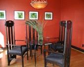 custom order mackintosh chair