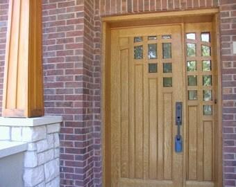 custom made front door