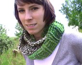 Forest Circle Scarf