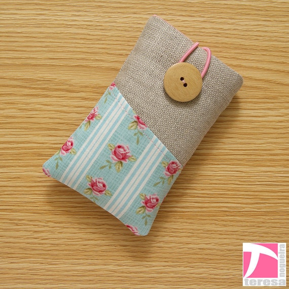 iPhone 4 pouch / iPod sleeve / cell phone case