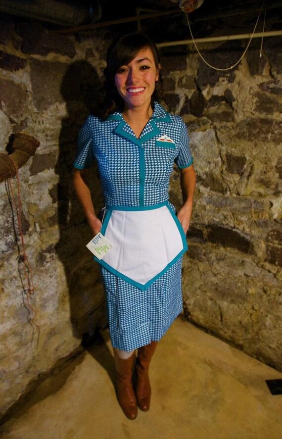 Retro Waitress Uniform 86