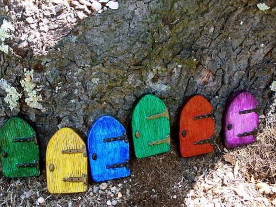Fairy door Fairy garden kit gifts for mom Gardeners