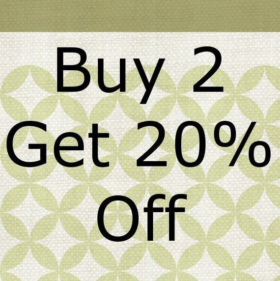 Any 2 Sewing Patterns, get 20% off - By Blissful Patterns