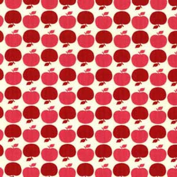 Free Shipping on New Michael Miller Apple Dot Pink SAndi Henderson Cotton Fabric