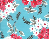 Flea Market Fancy by Denyse Schmidt in Blue Bouquet... out of print forever