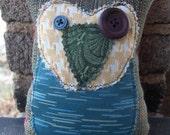 2 Faced AndasKnits Owl