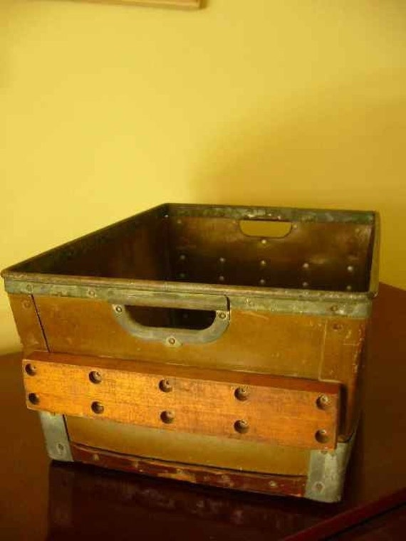 Vintage Antique Postal Sorting Bin Industrial Urban Style Cyber Monday Etsy