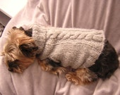 Turtleneck Dog Sweater
