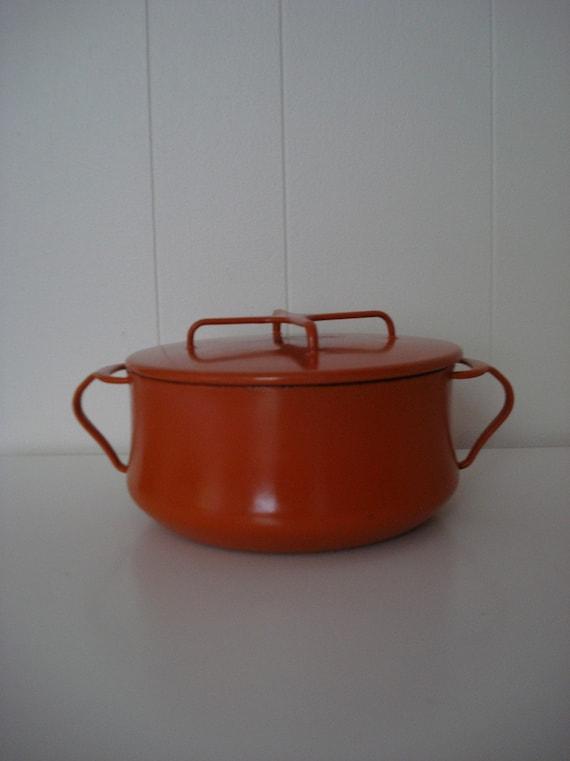Dansk Kobenstlye pot with trivet lid