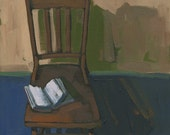 Chair with Book No.521