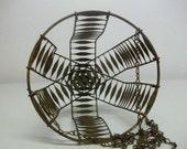 Vintage Hanging Basket