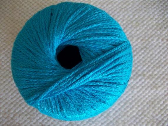 Bellagio Ribbon Yarn by Univeral Yarns Teal