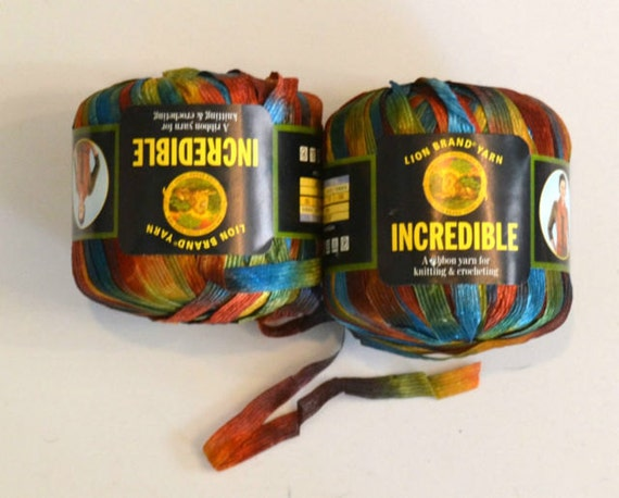 Lion brand incredible ribbon yarn copper penny - Incredible uses for copper pennies ...