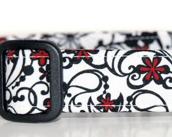 Avondale Custom Dog Collar   by Neck Candy Collars